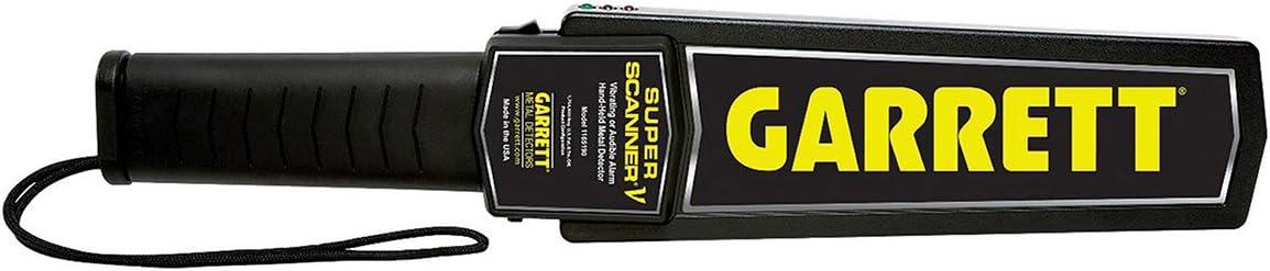 Garrett 1165190 Super'scanner V Metal Detector