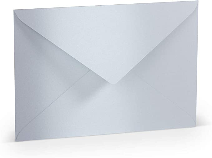 Rossler C5 Paperado Envelopes Lilac Pack of 5