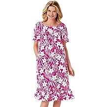 Carol Wright Gifts Tropical Monotone Dress
