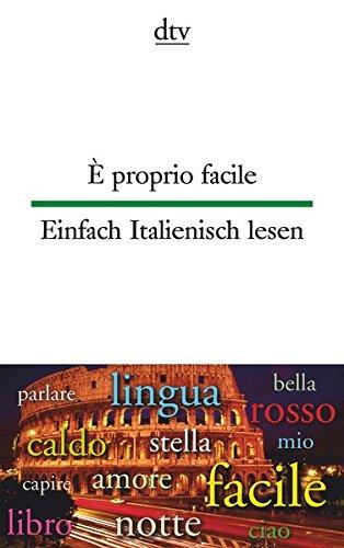 -proprio-facile-einfach-italienisch-lesen-dtv-zweisprachig