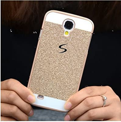 Samsung Galaxy S6 Edge Case, Top Selling TM Luxury Beauty Diamond Shiny Sparkling Glitter with Crystal Rhinestone Premium Pc Hard Case Cover for Samsung Galaxy S6 edge + Bonus Top Selling Logo Stylus