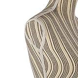 Female Dress Form Mannequin Adjustable Height White
