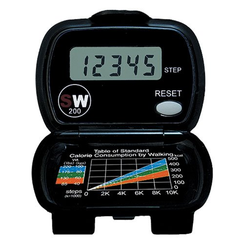 Fit Solutions SW-200 Yamax Digiwalker Pedometer by FIT SOLUTIONS INC