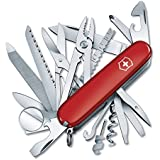 Best Swiss army knife - Victorinox Swiss Army SwissChamp Pocket Knife