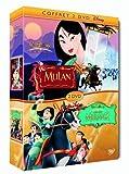 Mulan 1 & 2 - Coffret 2 DVD