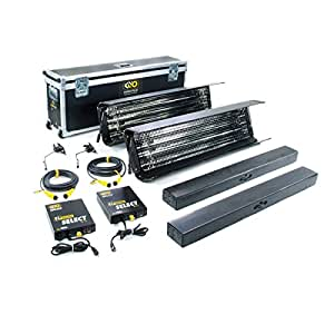 Kino Flo Gaffer Select Fluorescent 2 Light Kit