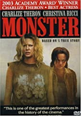 Charlize Theron (The Italian Job, Trapped) explodes in a magnetic, Oscar(r)-winning (Best Actress, 2003) performance as convicted killer Aileen Wuornos.Severely abused and unloved, Aileen immersed herself in the dangerous world of highway pro...