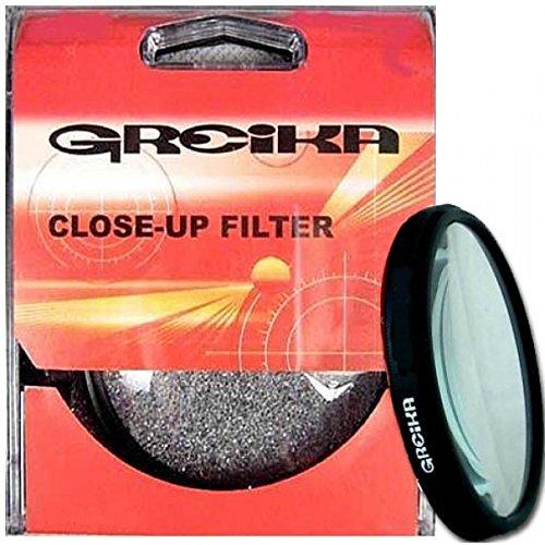Filtro Close Up Para Lente de 62mm, Greika, Preto e Transparente