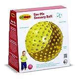 EDUSHAPE 7-Inch See Me Sensory Ball-Colours May Vary