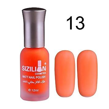 Amazon.com: Nail Polish,6ml Plating Silver Paste Metal Cosmetic Nail ...
