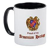 CafePress %2D Armenian Heritage Mug %2D