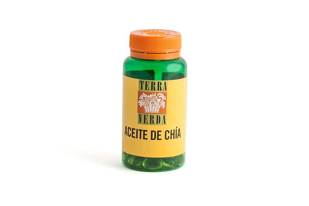 ACEITE DE CHIA 60 perlas: Amazon.es: Salud y cuidado personal