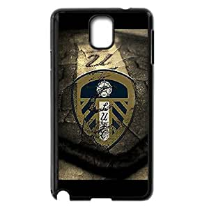 Phone Case Master,Leeds United Football Club Case, The Championship ,TPU Phone case for SamSung Galaxy Note3,black