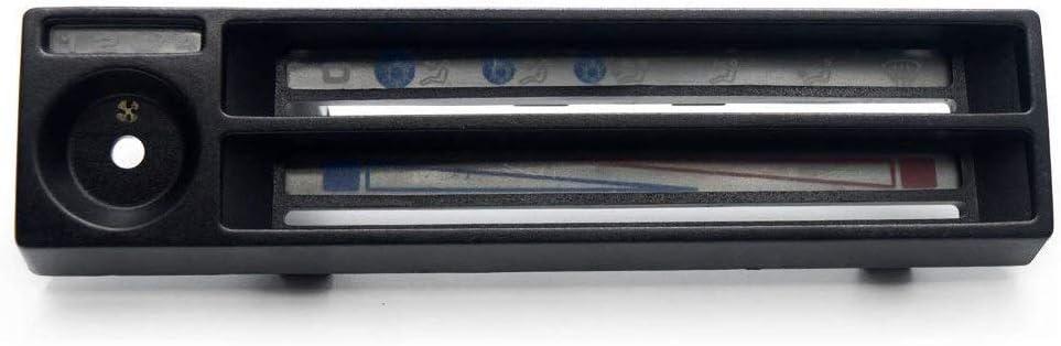 Moligh doll Panneau de Commande de Commutateur de Chauffage de Chauffage de Climatisation de Voiture pour Num/éRo de Pi/èCe 191919383A