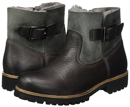 Femme Gris Ol06 Blackstone Bottines Grey grey qCwEBzAnx