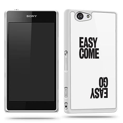 Amazon.com: Easy Come Easy Go Retro Quirky Cool Phone Case ...
