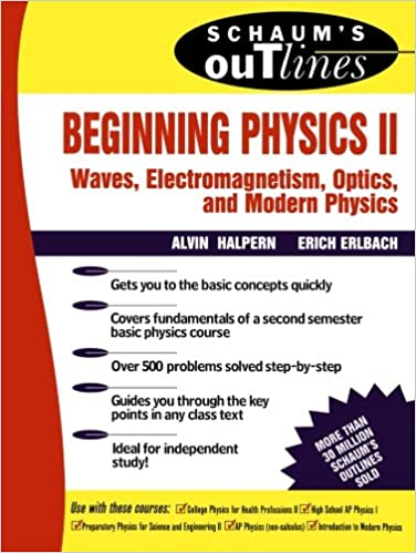 Physics Second Semester Study Guide