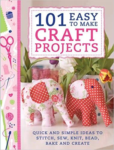101 Easy To Make Craft Projects 9781446303924 Amazon Com Books