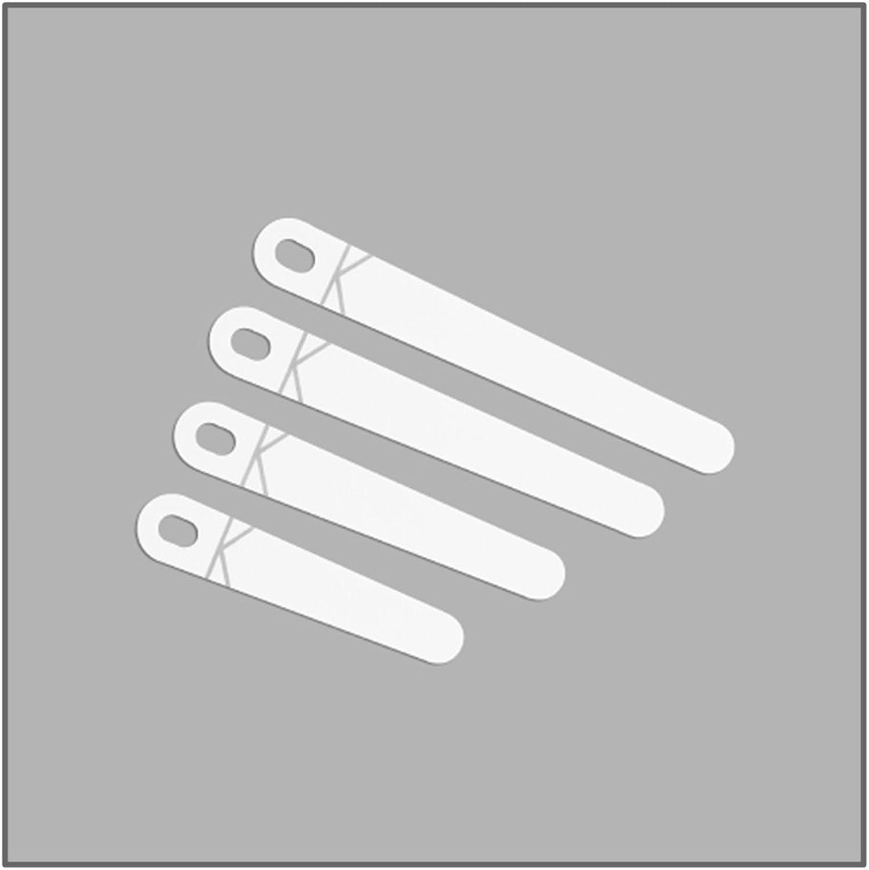 16 Ballenas de camisa de Plastico de longitudes mixtas (5cm, 6cm, 7cm y 7.5 cm), de Kolletto (Made in Italy): Amazon.es: Ropa y accesorios