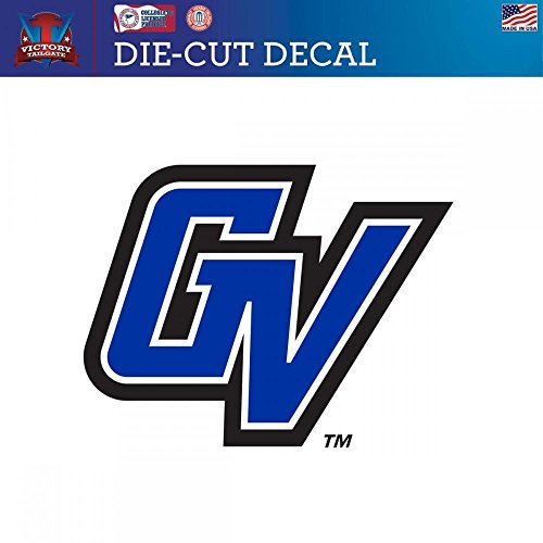 Valley State University (Grand Valley State University Lakers Die-Cut Vinyl Decal Logo 1 (Approx 6x6))
