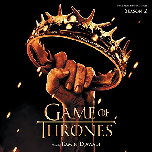 Price comparison product image Game Of Thrones Season 2: Music From The HBO Series [2 LP]