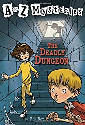 The Deadly Dungeon (A to Z Mysteries)