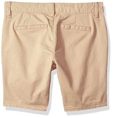 The Children's Place Big Girls' Uniform Shorts, Sandy, 5S by The Children's Place (Image #2)