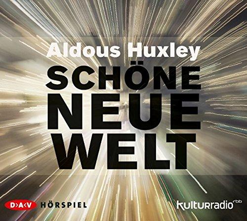 Aldous Huxley - Schöne neue Welt (Cover)