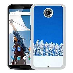 Nature Pure Snowy World (2) Durable High Quality Google Nexus 6 Case