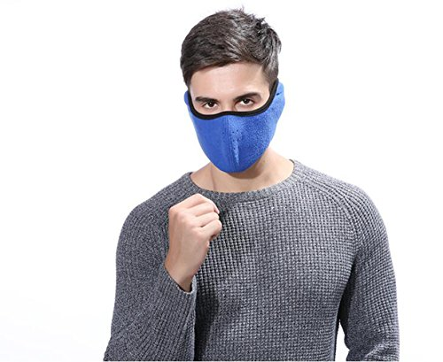 STbra Windproof Dust Ski Mask Cold Weather Winter Motorcycle Half Face ... eac387b5a4