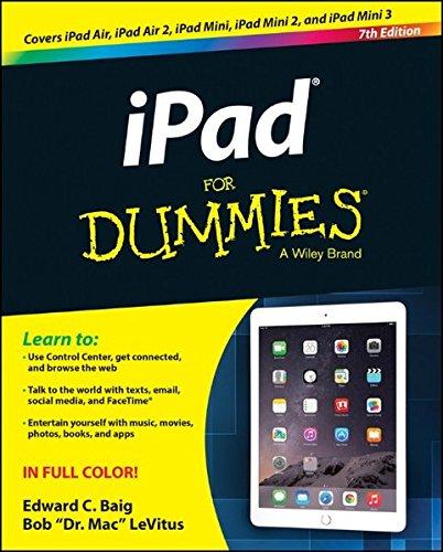 iPad For Dummies -