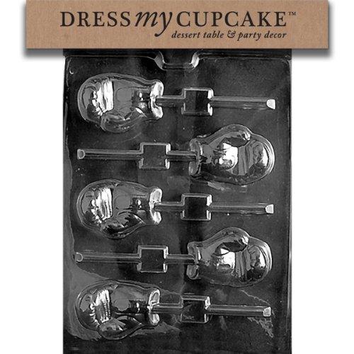 Dress My Cupcake Chocolate Lollipop