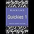 Black Lace Quickies 1: Erotic Short Stories: Bk. 1