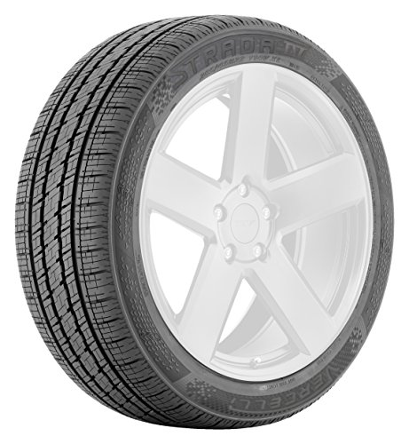 Vercelli Strada IV All-Season Radial Tire - 255/30R24 97W by VERCELLI