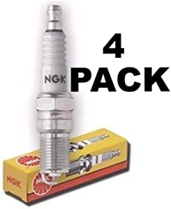 NGK 3672 Pack of 4 Spark Plugs LFR6A-11