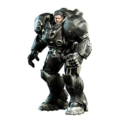Sideshow Starcraft II Jim Raynor Action - 2 Figures Action Starcraft