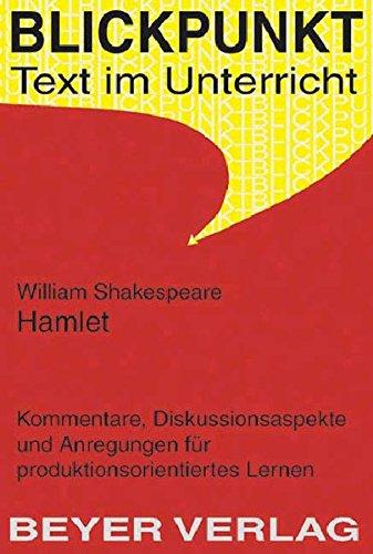 Hamlet (Blickpunkt - Text und Unterricht)