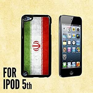 Iran Custom made Case/Cover/skin FOR Apple iPod 5/5th Generation - Black - Plastic Snap on Case ( Ship From CA)