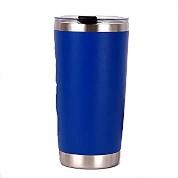 20oz//600ml Stainless Steel Vacuum Tumbler Insulated Travel Coffee Mug Cup Flask