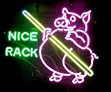 nice rack sign - iecool Nice Rack Neon Sign 17