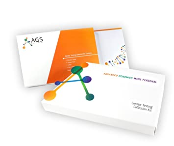 Amazon.com: AGS Health & Wellness Genetic Test - Most ...