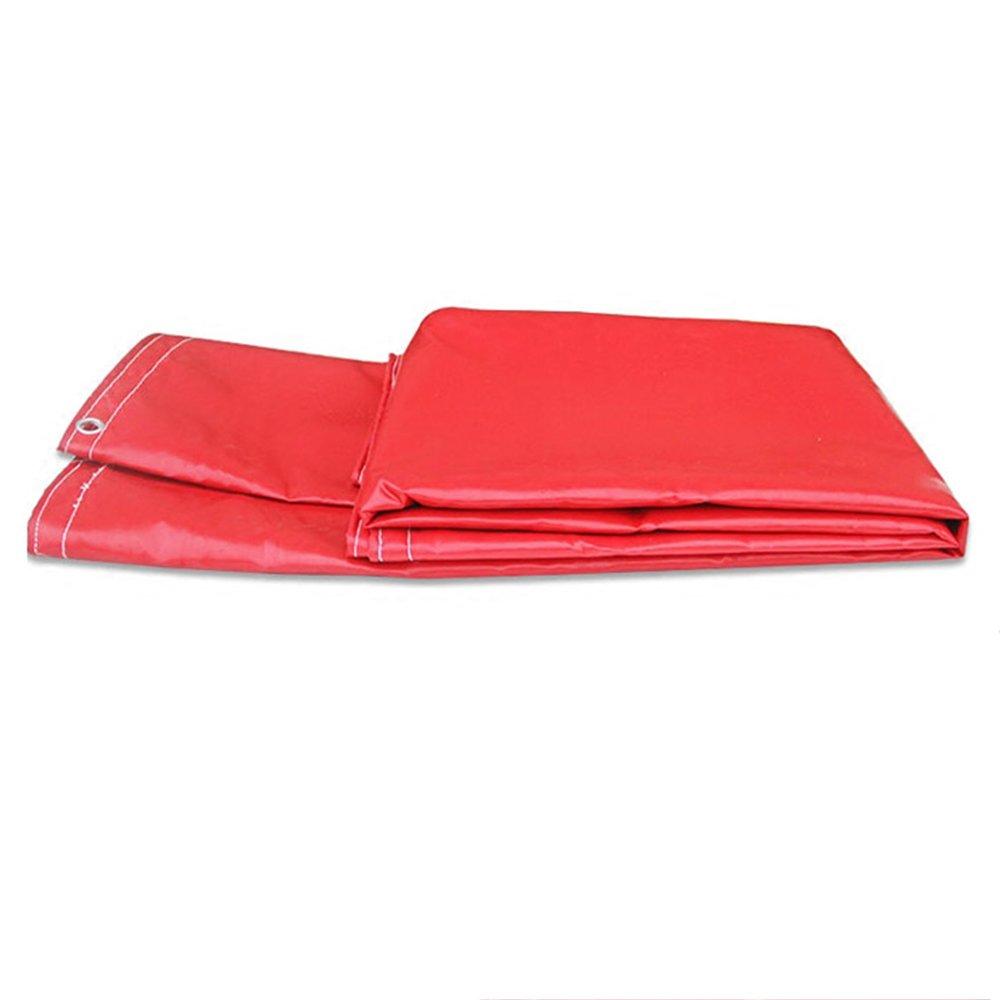 zr-厚みPVC Rainキャンバス\ Tarpaulin \コーティング布\防雨布\オーニング窓布\ 3つanti-cloth \ワゴンTarpaulin 560 g \㎡(厚さ0.5 MM) B07F18LFYD   4*6m