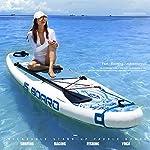 Tavola-SUP-SUP-del-Bordo-di-Pala-Gonfiabile-Surf-Stand-Up-Consiglio-335-X-82-X-15-Centimetri-Blu-for-Principianti-e-Professionale-per-Principianti-Adulti-Color-Blue-Size-335x82x15cm