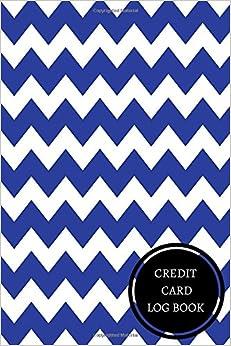Credit Card Log Book: Mini Credit Card Log: Amazon.co.uk: Journals ...