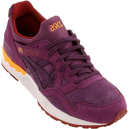 Onitsuka Tiger by Asics Unisex Gel-Lyte¿ V Purple/Purple Sneaker