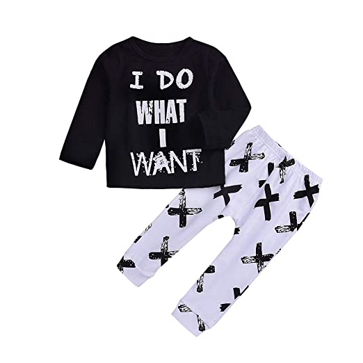 8fa1ba087 Amazon.com  Tronet Baby Homewear Clothes
