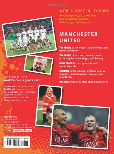 Manchester United: The Biggest and the Best (World Soccer Legends) by Abbeville Kids (Image #1)