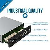 Sabrent 74-in-1 3.5-Inch Internal Flash Media Card