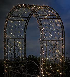 4. Solar Outdoor String Lights (LED) by Plow & Hearth