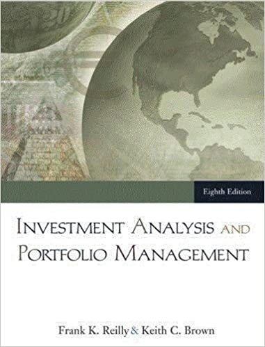 Investment Analysis And Portfolio Management 8th Edition Pdf